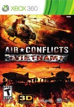 Air Conflicts: Vietnam Pack Shot
