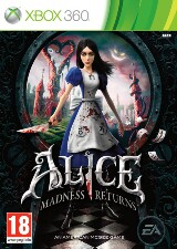 Alice: Madness Returns Pack Shot