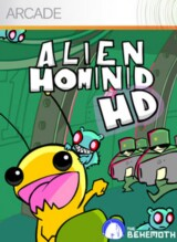 Alien Hominid Pack Shot