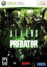 Aliens Vs Predator Pack Shot