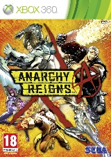 Anarchy Reigns Pack Shot
