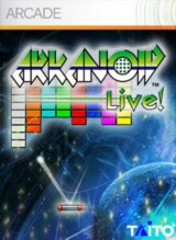 Arkanoid Live! Pack Shot