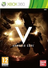 Armored Core V Pack Shot