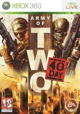 Army of Two: The 40th Day Pack Shot