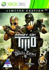 Army of Two: The Devil's Cartel Pack Shot
