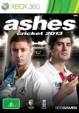 Ashes Cricket 2013 Pack Shot