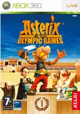 Asterix at the Olympic Games Pack Shot