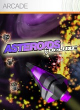 Asteroids & Asteroids Deluxe Pack Shot
