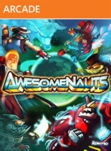 Awesomenauts Pack Shot