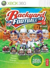 Backyard Football 2010 Pack Shot
