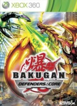Bakugan Battle Brawlers: Defenders of the Core Pack Shot