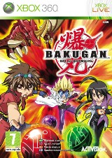 Bakugan Battle Brawlers Pack Shot