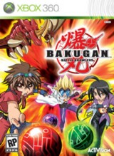 Bakugan Pack Shot