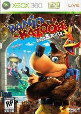 Banjo-Kazooie: Nuts and Bolts Pack Shot