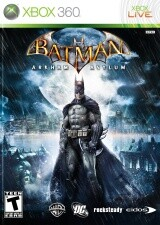 Batman: Arkham Asylum Pack Shot