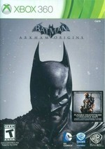 Batman: Arkham Origins Pack Shot