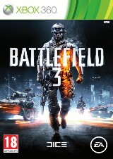 Battlefield 3 Pack Shot