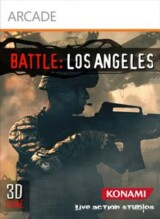 Battle: Los Angeles Pack Shot