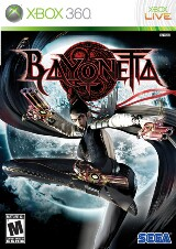 Bayonetta Pack Shot