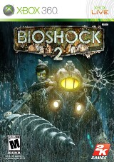 BioShock 2 Pack Shot