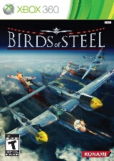 Birds of Steel Pack Shot