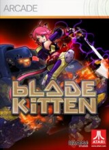 Blade Kitten Pack Shot