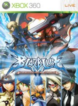 BlazBlue: Continuum Shift Pack Shot
