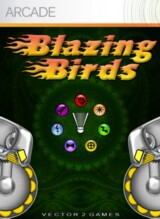Blazing Birds Pack Shot