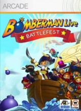Bomberman Live: Battlefest Pack Shot
