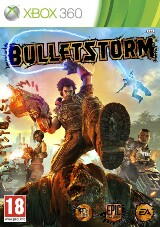 Bulletstorm Pack Shot