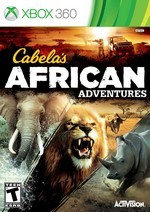 Cabela's African Adventures Pack Shot