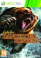 Cabela's Dangerous Hunts 2013 Pack Shot