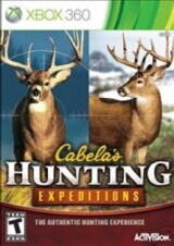 Cabela's Hunting Expeditions Pack Shot