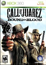 Call of Juarez: Bound in Blood Pack Shot