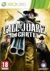 Call of Juarez: The Cartel Pack Shot