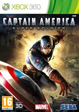 Captain America: Super Soldier Pack Shot