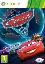 Cars 2: The Video Game Pack Shot