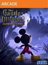 Castle of Illusion Pack Shot