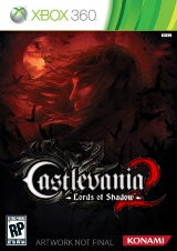 Castlevania: Lords of Shadow 2 Pack Shot