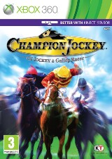 Champion Jockey: G1 Jockey & Gallop Racer Pack Shot