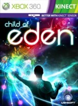 Child of Eden Pack Shot