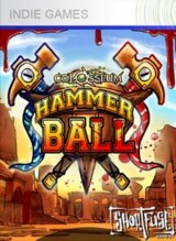 Colosseum: Hammerball Pack Shot