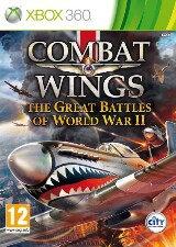 Combat Wings: The Great Battles of WWII Pack Shot
