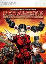 Command Conquer: Red Alert 3 - Commanders Challenge Pack Shot