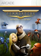 Commanders: Attack of the Genos Pack Shot