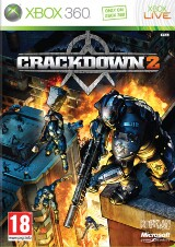 Crackdown 2 Pack Shot