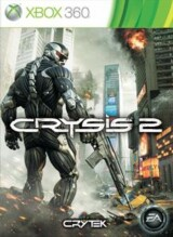 Crysis 2 Pack Shot