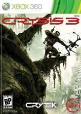 Crysis 3 Pack Shot