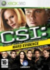 CSI: Crime Scene Investigation: Hard Evidence Pack Shot