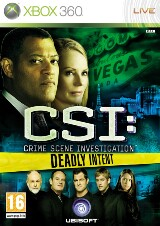 CSI: Deadly Intent Pack Shot